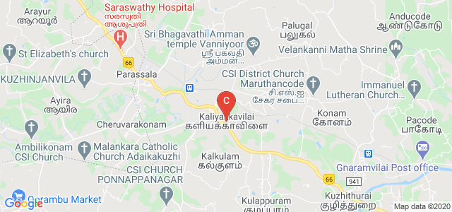Nanjil Catholic College of Arts and Science, Nedungode, Kaliyakkavilai, Tamil Nadu, India