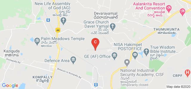 Malla Reddy College Of Engineering MRCE, via, Maisammaguda, Dullapally, Secunderabad, Telangana, India