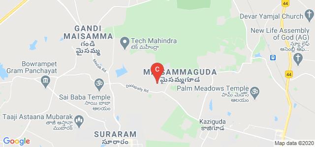Malla Reddy Institute of Engineering & Technology, Gundlapochampalli Village Rd, Maisammaguda, Hamlet, Secunderabad, Telangana, India