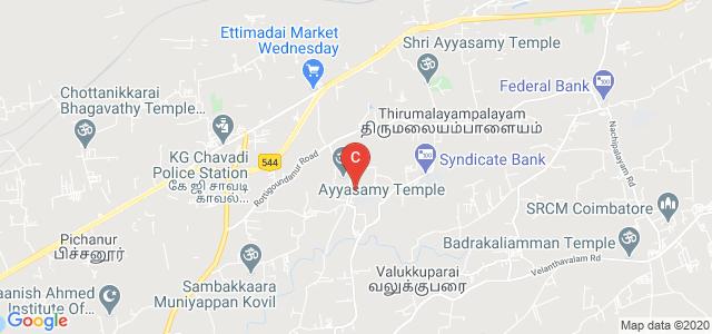 Nehru Institute Of Technology, Coimbatore, Tamil Nadu, India