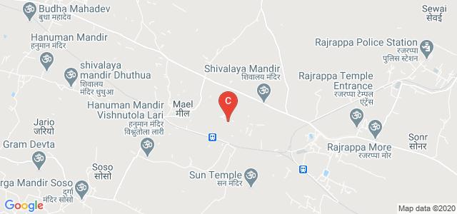 Ramgarh Engineering College, Murubanda, Ramgarh, Jharkhand, India