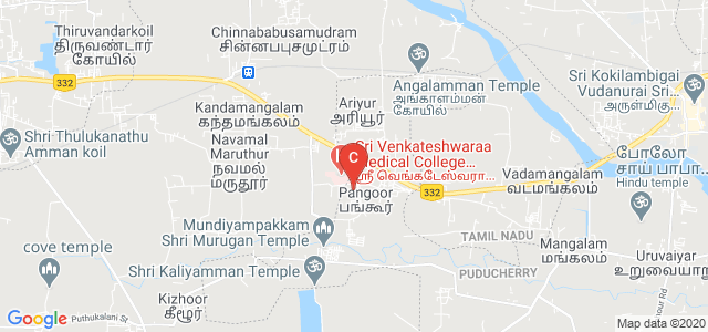 Sri Venkateshwara College of Engineering and Technology, Villupuram Main Road, Ariyur, Puducherry, India