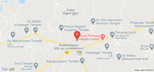 Nelliandavar Institute of Technology, Ariyalur, Tamil Nadu, India