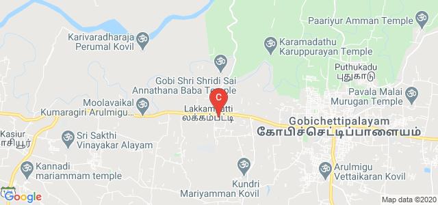 Gobi Arts and Science College, Gobichettipalayam, Tamil Nadu, India