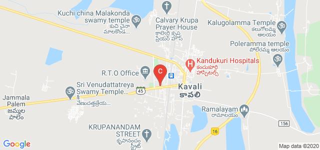 Visvodaya Engineering College, Udayagiri Road, Vaddi Palem, Janathapet, Kavali, Nellore, Andhra Pradesh, India