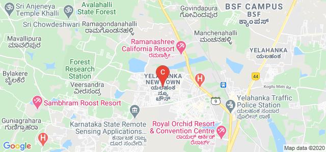 East West College of Engineering, 13th A Main Rd, Sector A, Yelahanka 4th Phase, Yelahanka New Town, Bengaluru, Karnataka, India
