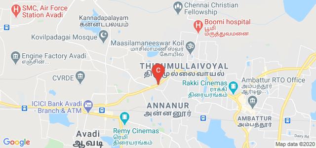 Tiruttani - Chennai Highway, Sathyamurthi Nagar, Siva Sankarapuram, Thirumullaivoyal, Chennai, Tamil Nadu, India