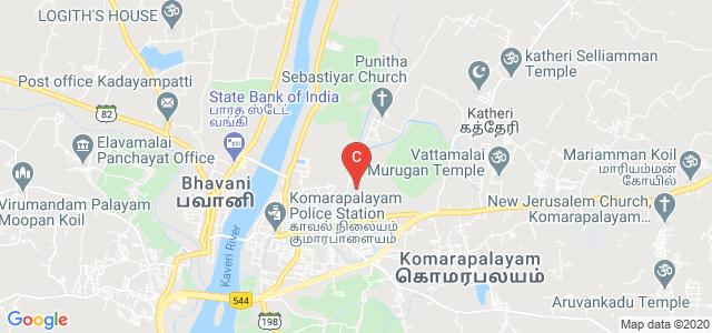 Government Arts And Science College Komarapalayam, Komarapalayam, Tamil Nadu, India