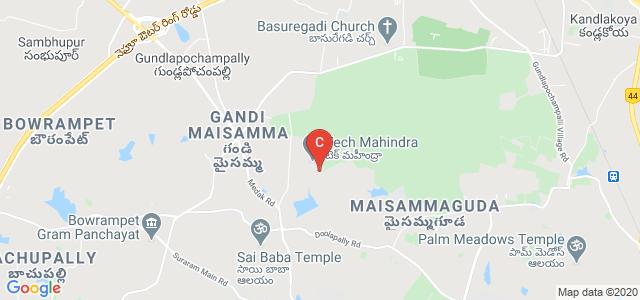 Mahindra Ecole centrale Hostel, Bahadurpally, Hyderabad, Telangana, India