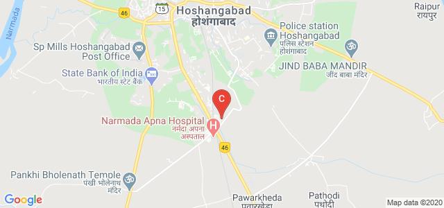 C.V. Raman College of Education, Itarsi Road, Near Railway Crossing, Hoshangabad, Madhya Pradesh, India