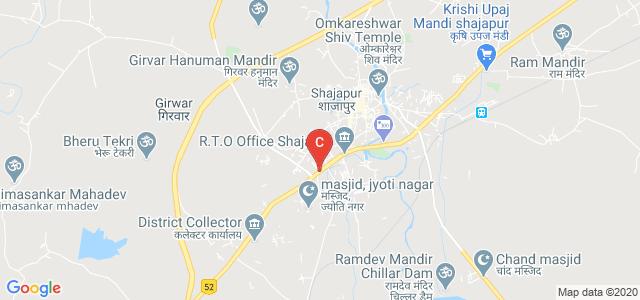 AB Road, Naveen Nagar, Vighneshwar Nagar, Shajapur, Madhya Pradesh 465001, India