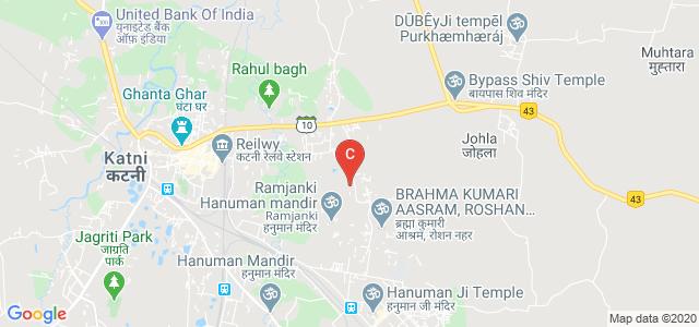 Government Tilak P.G.College 3310, Prem Nagar, Katni, Madhya Pradesh, India