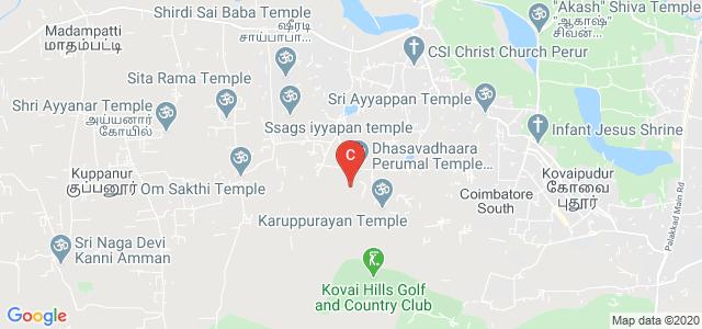 Sri Ramakrishna Institute of Technology, Coimbatore, Tamil Nadu, India