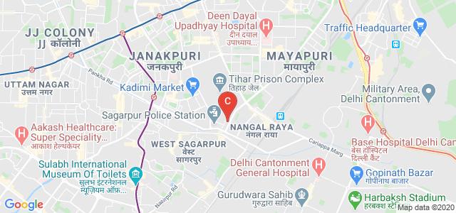 Central Sanskrit University, Janakpuri Institutional Area, Janakpuri, New Delhi, Delhi, India