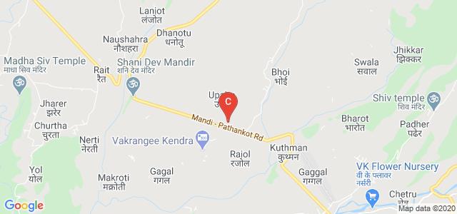 Gian Jyoti College, Shahpur, Kangra, Himachal Pradesh, India