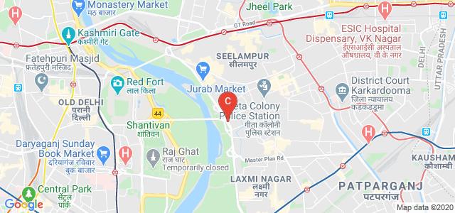 Geeta Colony, New Delhi, Delhi 110031, India