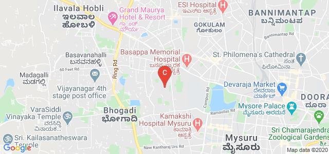JSS Science and Technology University, Mysuru., Campus Roads, University of Mysore Campus, Mysuru, Karnataka, India