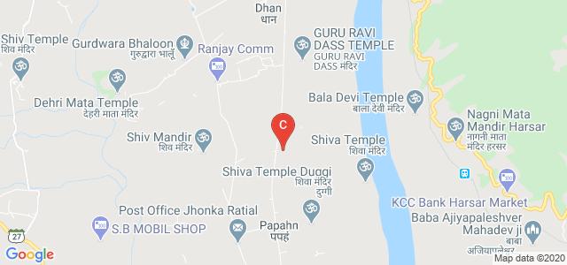 Kanta College Of Education, Chalwara Khas, Kangra, Himachal Pradesh 176023, India