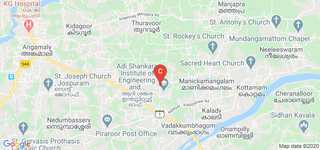 Adi Sankara Training College, Kalady, Mattoor, Kalady, Kerala