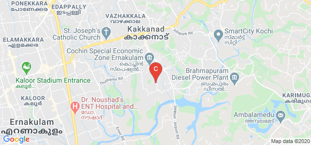 Bhavan's College Of Arts & Commerce, Thuthiyoor, Kochi, Kerala, India