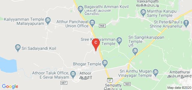 RVS Padmavathy College of Horticulture, Sempatti, Dindigul, Tamil Nadu, India