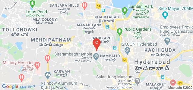 Anwar-ul-Uloom College, Mozampura, Bazar Ghat, New Mallepally, Hyderabad, Telangana, India