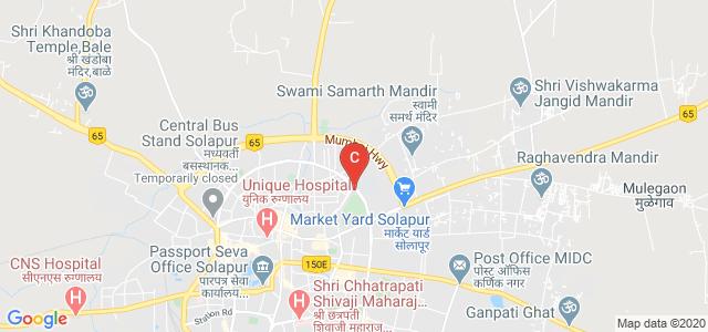 DAV Velankar College of Commerce, Solapur, Dayanand Nagar, Bhavani Peth, Solapur, Maharashtra, India