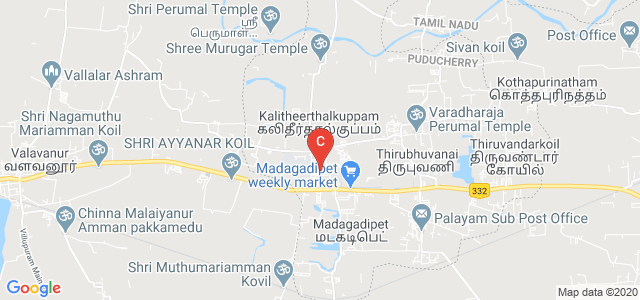 Perunthalaivar Kamarajar Arts College, Puducherry, India