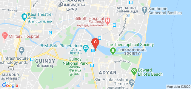 Patrician College of Arts and Science, Gandhi Nagar, Adyar, Chennai, Tamil Nadu, India