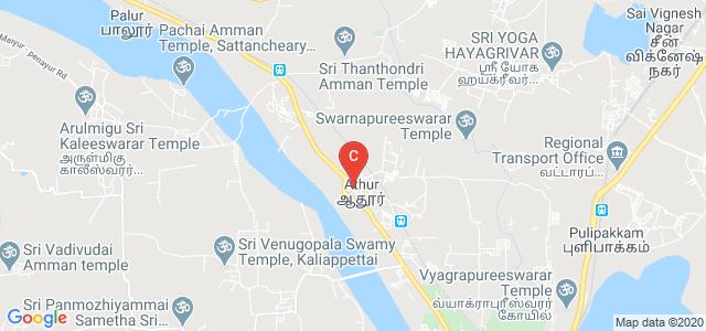Pattammal Alagesan Arts and Science College, Athur, Kanchipuram, Tamil Nadu, India