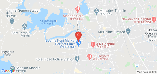 Chanakya Mahavidyalaya, Kolar Road, MLA Quarters, Jawahar Chowk, Mandakini Colony, Kolar Road, Bhopal, Madhya Pradesh, India