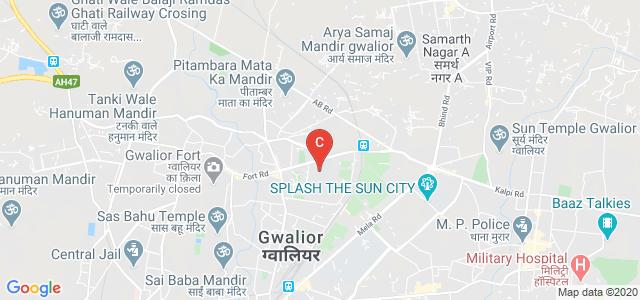 Birla Nagar, Gwalior, Madhya Pradesh, India
