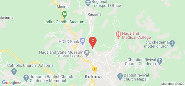 Kohima College, Kohima, Billy Graham Road, Kohima, Nagaland, India