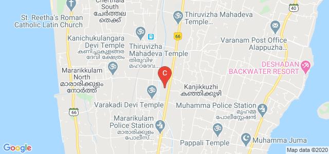 Sree Narayana Guru College of Advanced Studies Cherthala, Kanjikuzhy, S.L.Puram, Mararikulam, Kerala, India