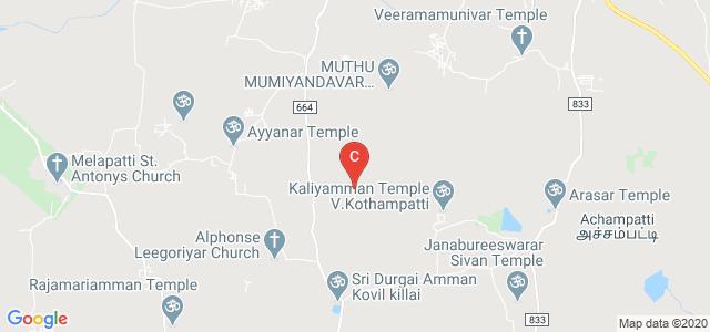 RVS Agricultural College, Palaiyapatti Therkkusethi, Thanjavur, Tamil Nadu, India