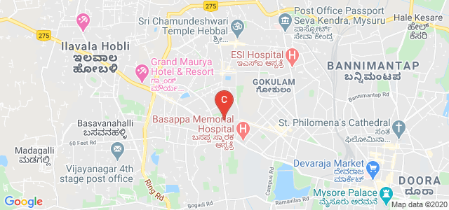 M C M First Grade College, Kalidasa Road, Vijayanagar 1st Stage, Vijayanagar, Mysuru, Karnataka, India