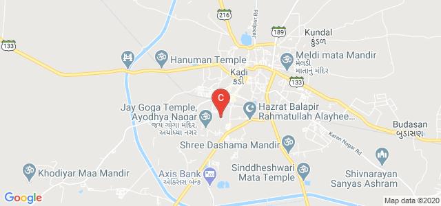 Pramukh Swami Science & H.D.Patel Arts College, SVIM Campus, Ayodhya Nagar, Kadi, Gujarat 382715, India