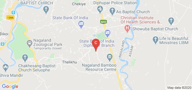 Tetso College, 5th Mile, Dimapur, Nagaland, India