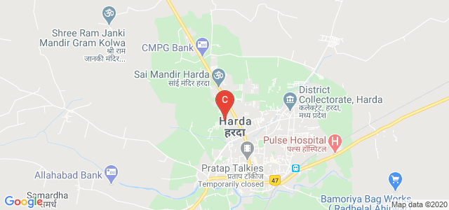 Lal Bahadur Shastri Vyavsayik Adhyayan Mahavidyalaya, National Highway 59A, Harda, Madhya Pradesh, India