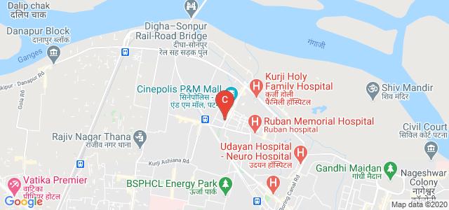 Tool Room Training Center, Patliputra Industrial Area, Estate, Patna, Bihar, India