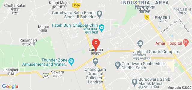 Landran, Mohali, Punjab 140307, India