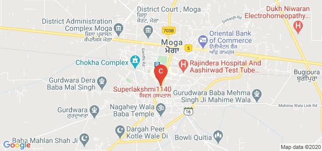 Punjab Institute of Technology, New Town, Moga, Punjab, India