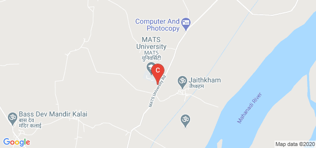 MATS School of Information and Technology, Raipur, Chhattisgarh, India