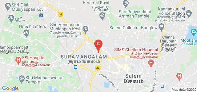 Sona College of Arts and Science, Junction Main Road, Sona Nagar, Salem, Tamil Nadu, India