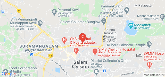 Sri Sarada College for Women, Sarada College Road, KMS Garden, Fairlands, Salem, Tamil Nadu, India