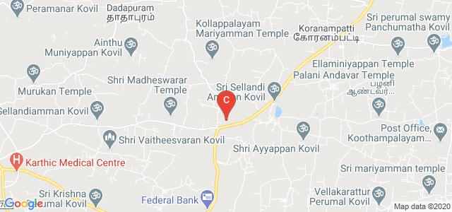 Vidhya Arts and Science College, Omalur-Sankagiri Road, Koranampatti, Salem, Tamil Nadu, India