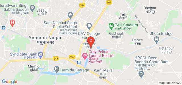 Guru Nanak Khalsa Institute of Technology and Management Studies, Vishwakarma Mohalla, Yamuna Nagar, Haryana, India