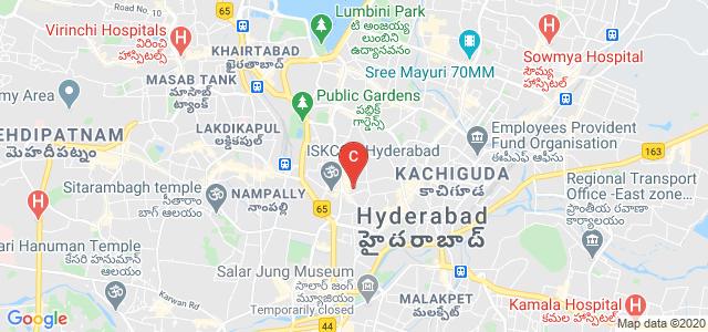 RAJA BAHADUR VENKATA RAMA REDDY INSTITUTE OF TECHNOLOGY, Hanuman Tekdi, Koti, Hyderabad, Telangana, India
