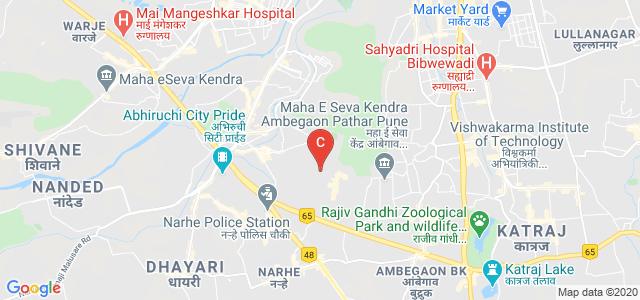 Sinhgad Institute of Management, Vadgaon Budruk, Pune, Maharashtra, India
