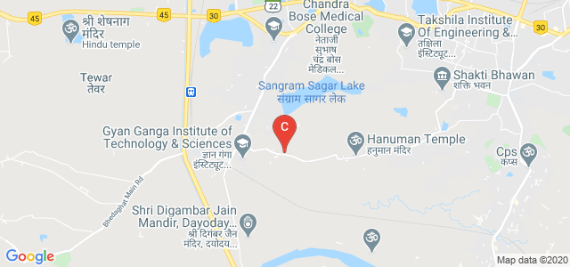 Gyan Ganga College Of Technology Jabalpur, Bargi Hills, Jabalpur, Madhya Pradesh, India